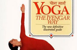 Book- Yoga the Iyengar way